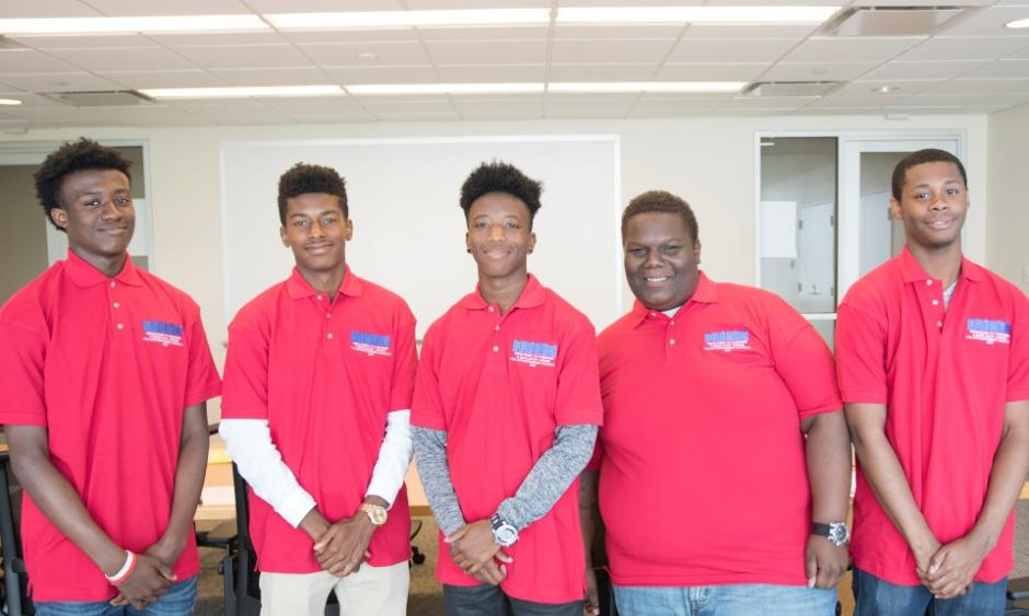 Pre-Apprenticeship Program , Student Representatives