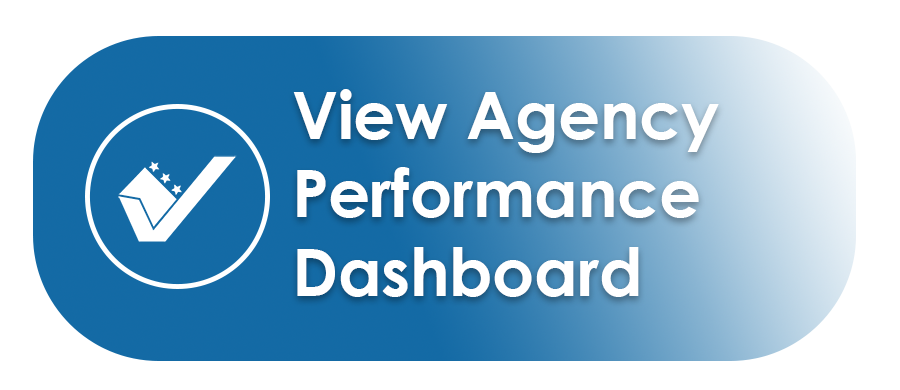 Agency Performance Dashboard button