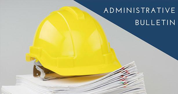 Administrative Bulletin