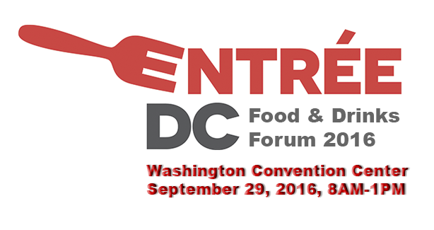 Entree DC 2016 - Save the Date