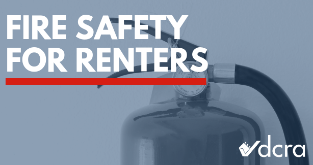Fire Safety for Renters in the District of Columbia