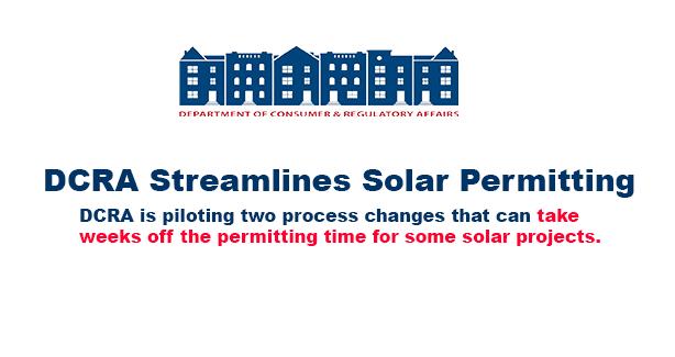 Green Building Solar Permits