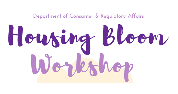 Housing Bloom Workshop
