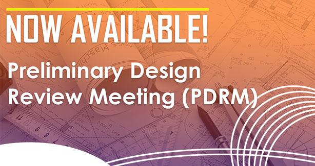 Preliminary Design Review Meeting (PDRM)