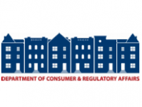 Department of Consumer and Regulatory Affairs logo