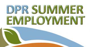 DPR Summer Employment