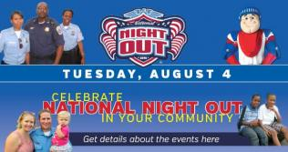 National Night Out: August 4, 2015