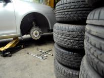 Auto repair graphic