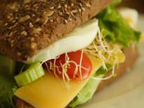 Deli Sandwich Photo