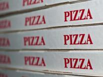 Pizza Boxes Photo